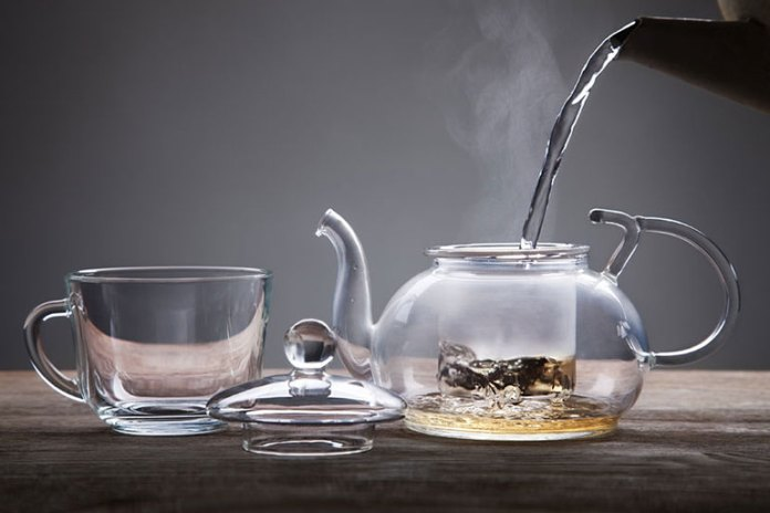 Drinking Warm Water Helps Maintain Cholesterol