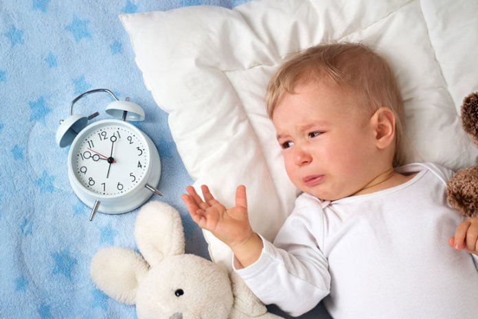 Some Babies Wake Up At Night Because Of Tummy Trouble