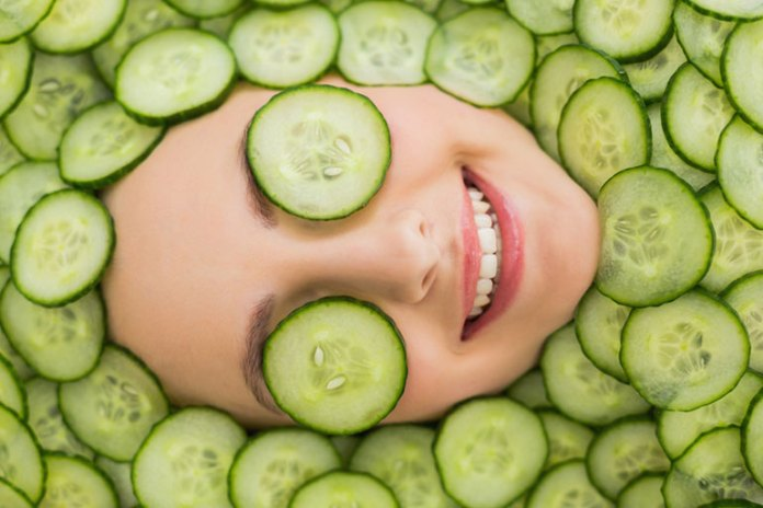 Home Remedies For Watery Eyes: Cucumber