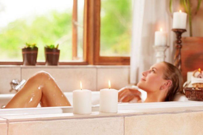 Steam Bath Brings Relaxation And Rejuvenation