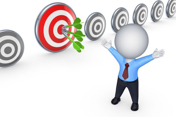 Set Small Targets To Evaluate Goals