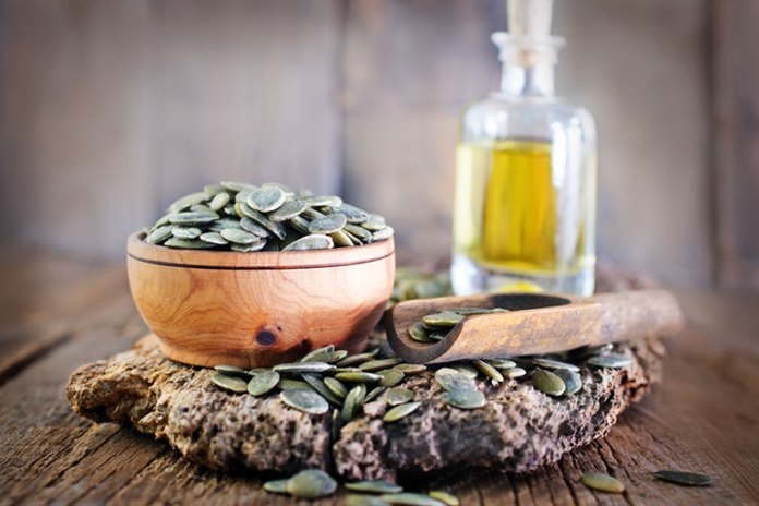 How Pumpkin Seed Oil Works To Fight Baldness