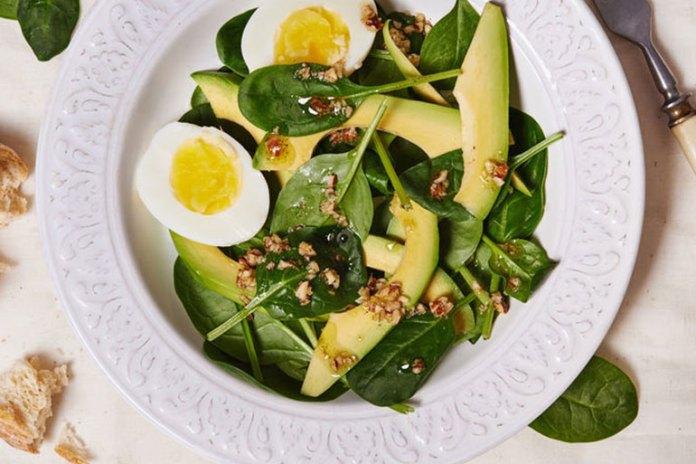 Recipe: Egg And Avocado Salad