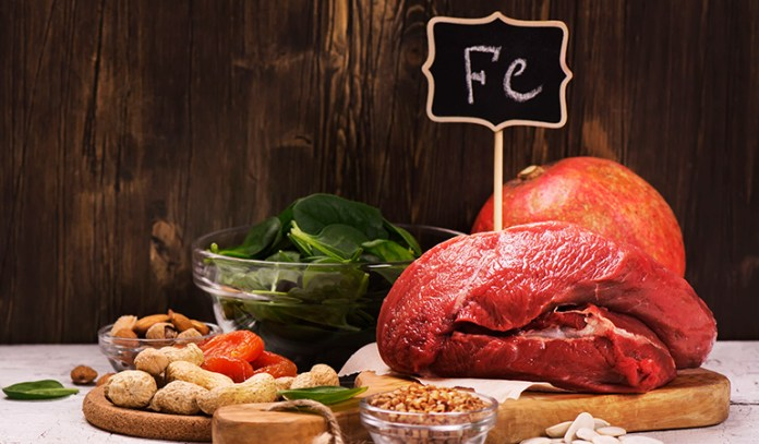 Iron_Nutrients That Liver Contains