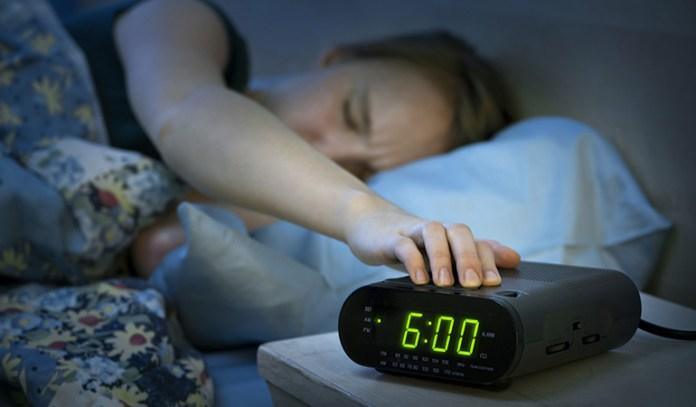 Set Your Alarm To 6