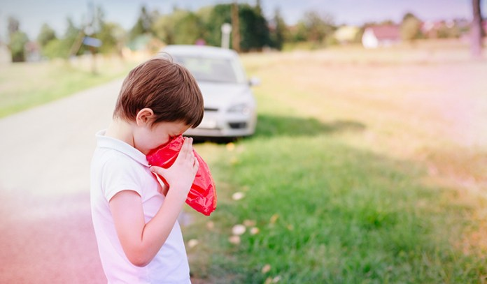Vomiting Due To Motion Sickness Can Be A Cause For Dehydration