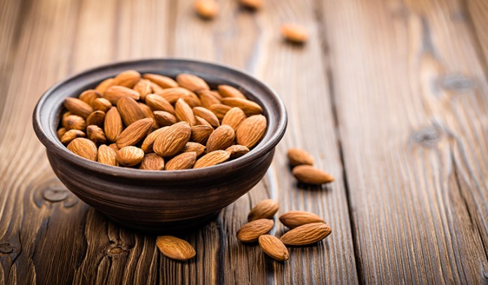 Vitamin E In Almonds Helps Mood Swings