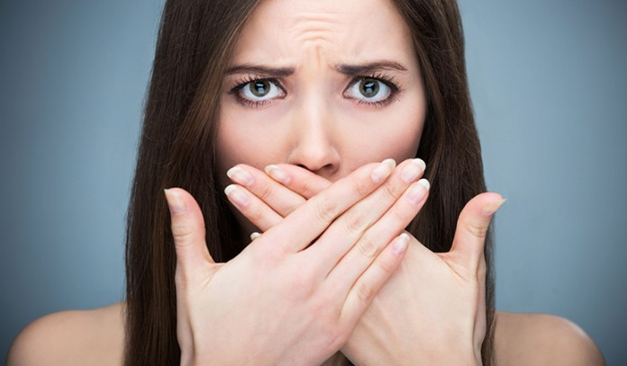 Mouth Breathing Causes Bad Breath