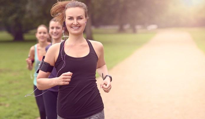 Running burns more calories than walking