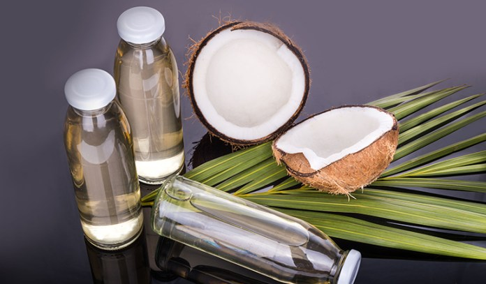 home remedies for wrinkles under eyes coconut oil