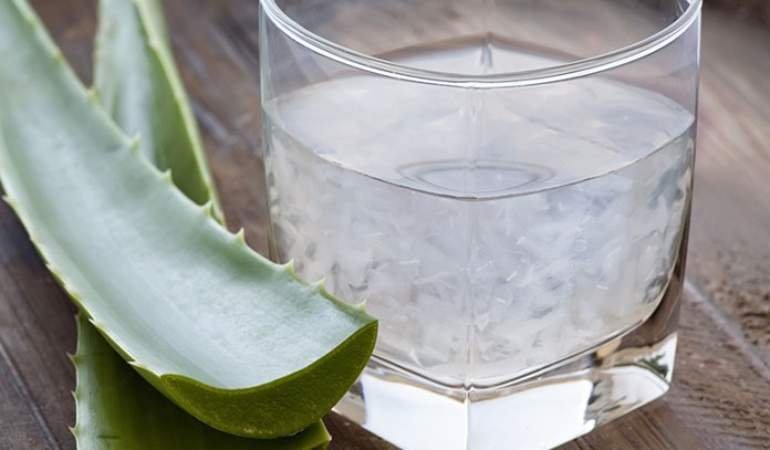 Drink Aloe Vera Juice as Natural and Effective Home Remedies For Heartburn, Acid Reflux,