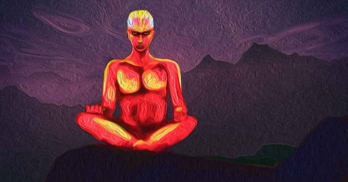 Yoga to manage anger