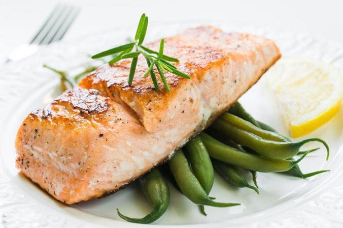 Salmon Is Good For Skin