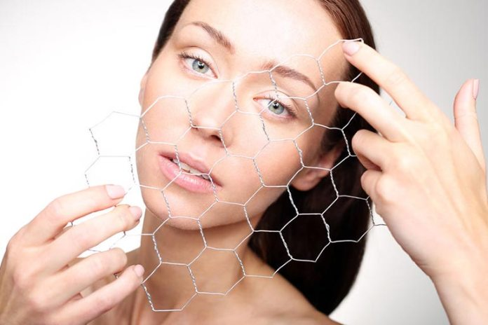 Fulvic acid helps protect and repair skin