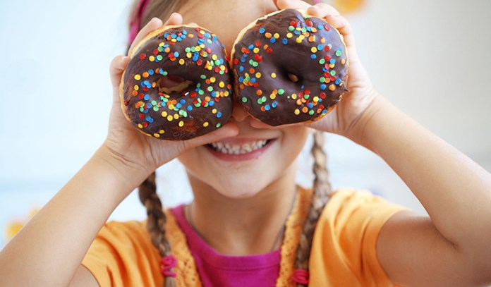 diet for children with adhd high sugar foods