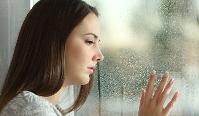 Seasonal affective disorder caused due to hormonal change