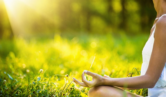 Meditation to ease stress and anxiety