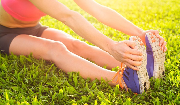 natural treatments for hamstring injury stretches