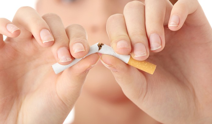 Wrinkles Can Disappear If You Quit Smoking