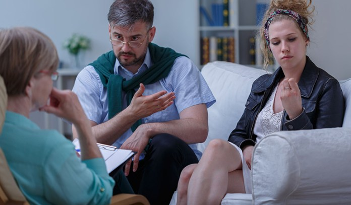 Behavioral And Attitudinal Risk Factors Can Be Reduced By Family Therapy
