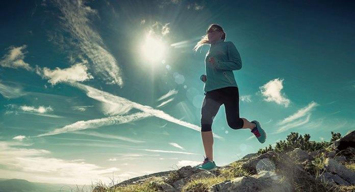 Running improves vitamin D levels in women