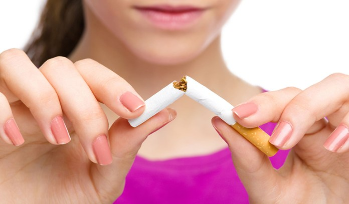 Smoking might increase the risk of gastritis and cause ulcers