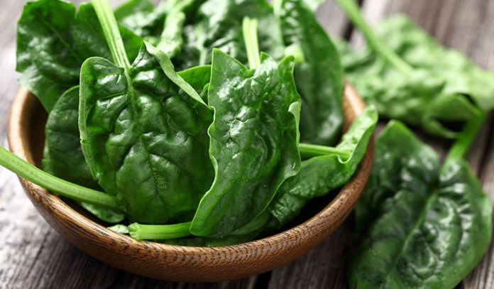 Spinach Relieves Constipation