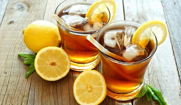Steps To Make A Healthy Glass Of Iced Tea