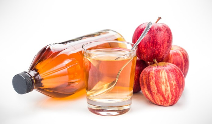 Take Raw Apple Cider Vinegar as Natural and Effective Home Remedies For Heartburn, Acid Reflux,