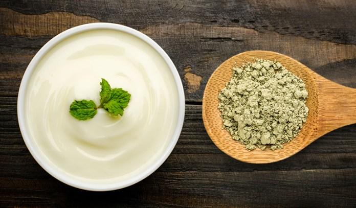 Yogurt Seaweed Mask For Gorgeous Skin