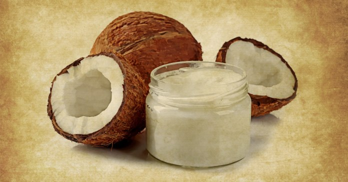Coconut oil has many great uses
