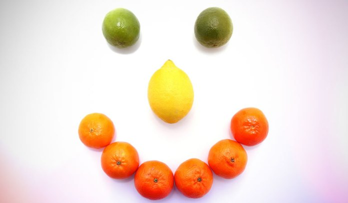 Acidic fruits don't go will with sweet fruits