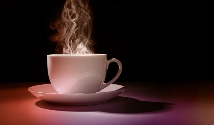 Caffeine released stress hormones