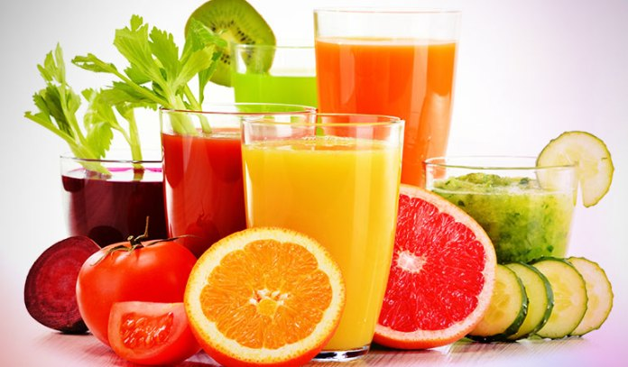 Fruit Juices Are Unhealthy Since They Don't Have Any Fiber