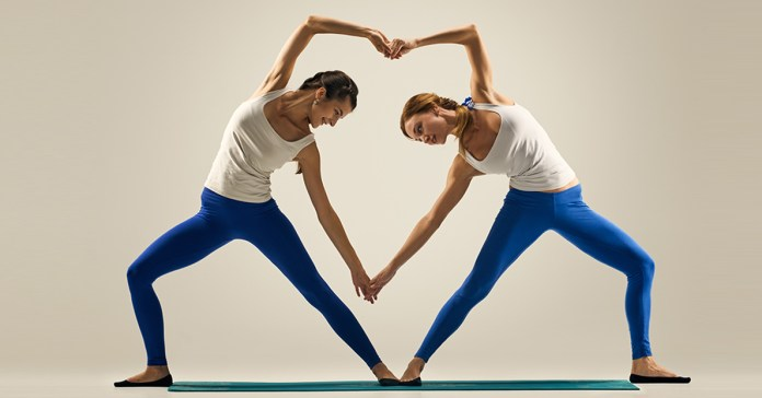 These poses help more than just your heart though.