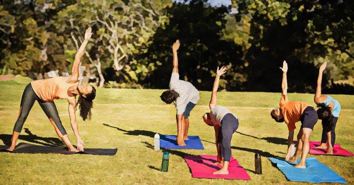 Creative Ways To Share Yoga With Children
