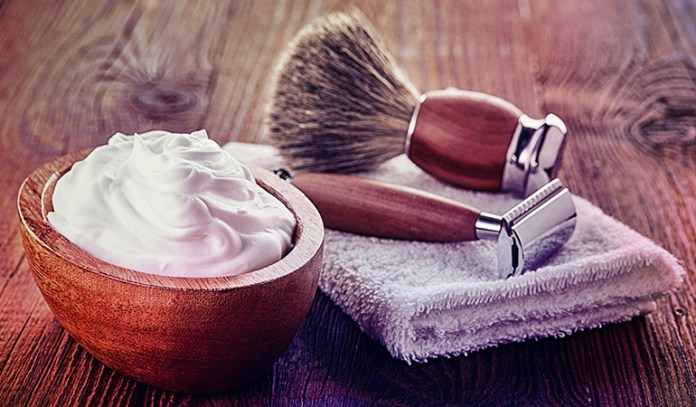 Shaving gels are better than shaving creams.