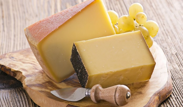 Aged Cheese Has Tyramine That Causes Vasodilation