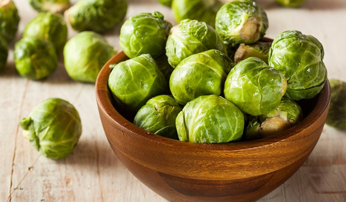 Healthiest Vegetables on Earth Brussels Sprouts