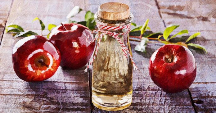 Apple cider vinegar may help weight loss