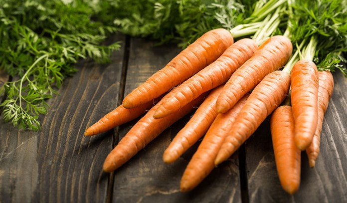 Healthiest Vegetables on Earth Carrot