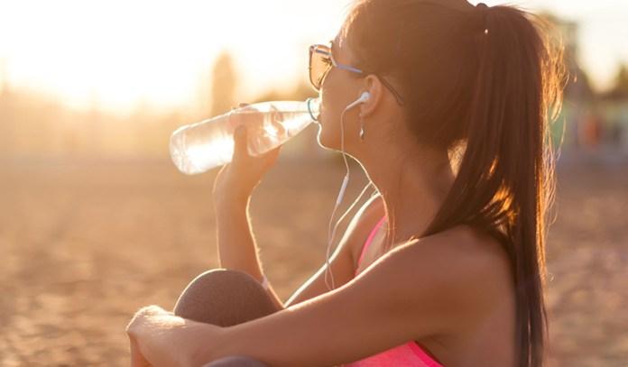 Drinking Barley Water Gets Rid Of Body Heat