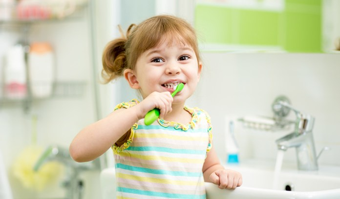 Brush Your Teeth At Least Once A Day