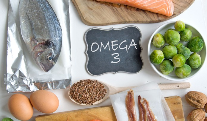Omega 3 has an important role in brain function