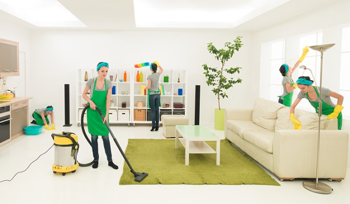 Engage Yourself With Some Household Chores To Lose Weight