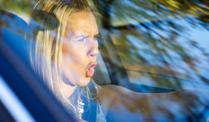 The stress that comes with driving can affect both physical and mental health