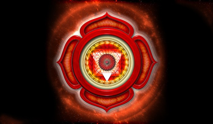 grounding with root chakra meditation