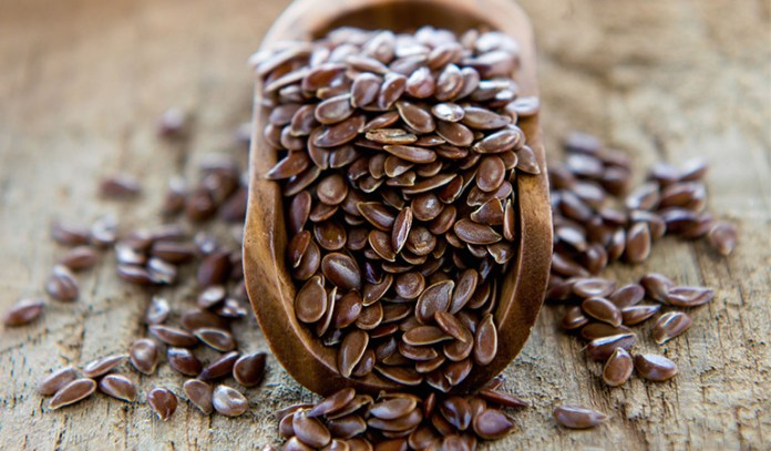 Flax seeds suppress hunger