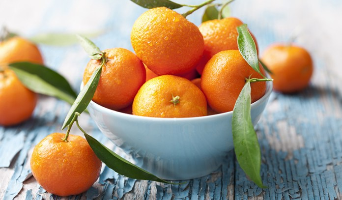 orange fruits and vegetables for the second chakra
