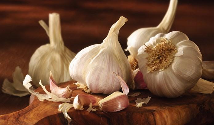garlic has strong anti-inflammatory properties